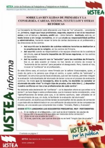 Nota_USTEA_sobreRevalidas