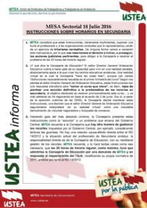 Info_Mesa18Julio_InstruccioneshorariosSecundaria