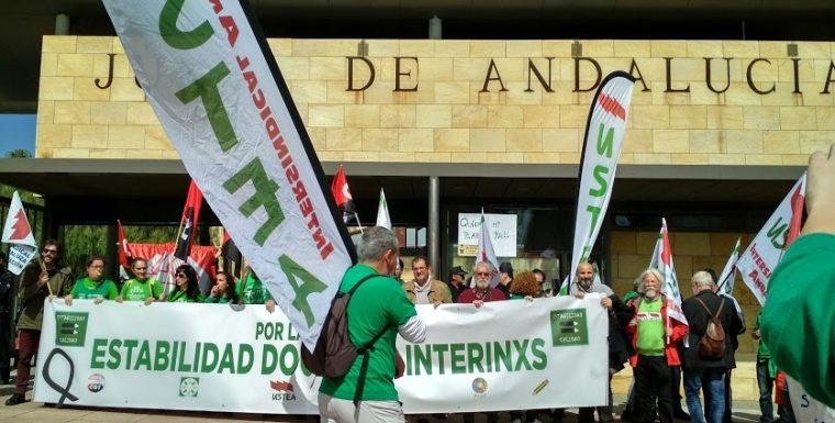 El TSJA falla a favor de USTEA. La Consejería de Educación dictó una orden de servicios mínimos ilegal