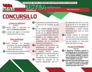 CONCURSILLO