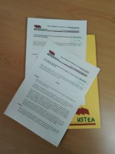 Pincha en la imagen para acceder alos documentos de denuncia presentados ante la administración educativa y la dirección del IES