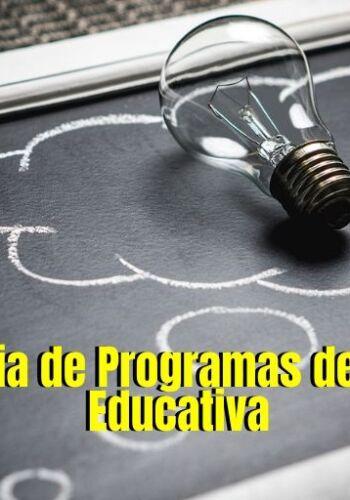 Programas innovacion